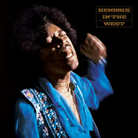 Jimi Hendrix. Hendrix in the West (CD)