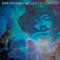 Jimi Hendrix. Valleys Of Neptune (CD)