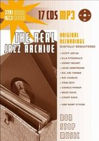 MP3 (CD) Various Artists. The Real Jazz Archive