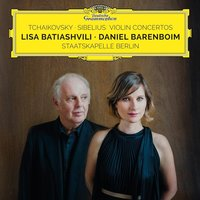 Audio CD Lisa Batiashvili. Tchaikovsky: Violin Concerto