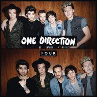 Audio CD One Direction. Four
