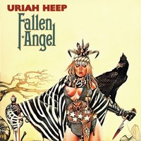 Uriah Heep. Fallen Angel (LP)