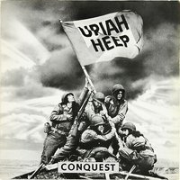 Uriah Heep. Conquest (LP)