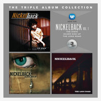 Nickelback. Triple Album Collection Vol.1: The State / Silver Side Up / The Long Road (3 CD)