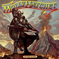 LP Molly Hatchet. Deed Is Done (LP)