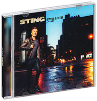 Sting. 57Th & 9Th (CD)