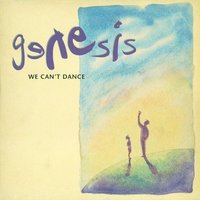 LP Genesis. We Can't Dance (LP)