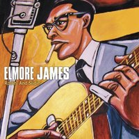 Audio CD Elmore James. Rollin' & Slidin'