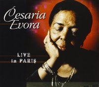 Cesaria Evora. Live in Paris 2001 (CD)