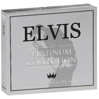 Audio CD Elvis Presley. The Platinum Collection