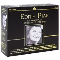 Edith Piaf. La Mome Piaf. L'Integrale 1936-1957 (8 CD)