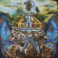 Sepultura. Machine Messia (DVD + CD)