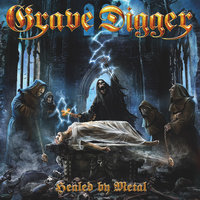 Grave Digger. Healed By Metal (CD)