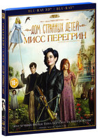 Дом странных детей Мисс Перегрин (Real 3D Blu-Ray + Blu-Ray) / Miss Peregrine's Home for Peculiar Children