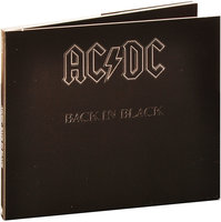 AC/DC. Back In Black (CD)