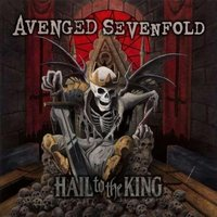 Avenged Sevenfold. Hail To The King (2 LP)