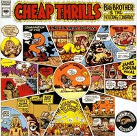 Big Brother & The Holding Company. Cheap Thrills (CD)