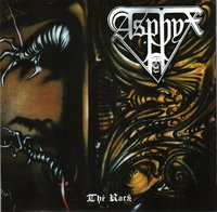 Asphyx. The Rack (CD)