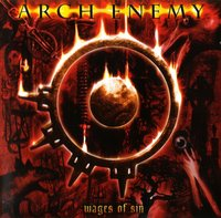 Arch Enemy. Wages of sin (2 CD)