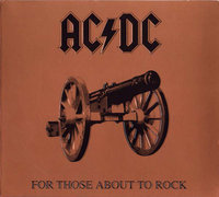 AC/DC. For Those About To Rock (CD)