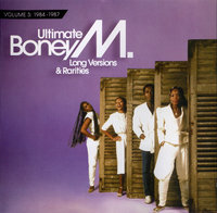 Boney M. Ultimate Boney M. - Long Versions & Rarities (CD)