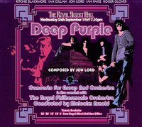 Deep Purple. Concerto For Group And Orchestra (2 CD)