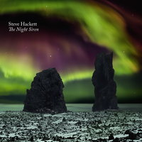 Steve Hackett. The Night Siren (LP + CD)