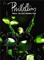Phil Collins. Finally... The First Farewell Tour (2 DVD)