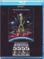 Daft Punk & Matsumoto Leiji. Interstella 5555. The 5Tory Of The 5Ecret 5Tar 5Ystem (Blu-Ray)