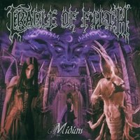 Cradle Of Filth. Midian (CD)