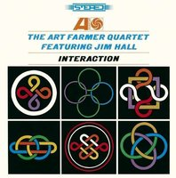Art Farmer / Jim Hall. Interaction (CD)