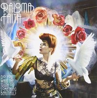 Paloma Faith. Do You Want The Truth Or Something Beautiful? (CD)