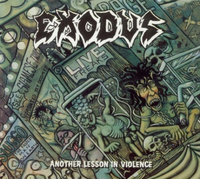 Exodus. Another Lesson In Violence (CD)