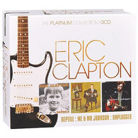 Eric Clapton. The platinum collection (3 CD)