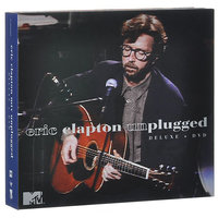 Eric Clapton. Unplugged (deluxe edition) (DVD + CD)