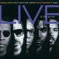 Stanley Clarke & Friends. Live at the Greek (CD)