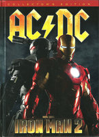 AC/DC. Iron Man 2 (DVD + CD)