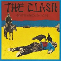 The Clash. Give 'em enough rope (remastered) (CD)