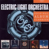 Electric Light Orchestra. Original Album Classics (On the Third Day / Face the Music / A New World Record / Discovery / Time) (5 CD)