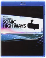 Foo Fighters. Sonic Highways (Blu-Ray)
