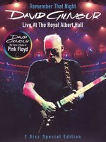 David Gilmour. Remember That Night: Live At The Royal Albert Hall (2 DVD)