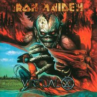 Iron Maiden. Virtual XI (CD)