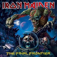 Iron Maiden. The Final Frontier (CD)