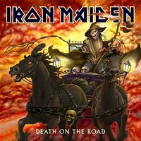 Iron Maiden. Death On The Road (2 CD)