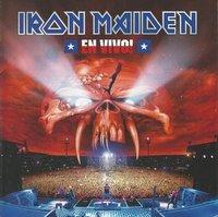 Iron Maiden. En Vivo! (2 CD) PLG