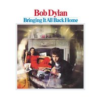 Bob Dylan. Bringing It All Back Home (CD)