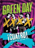 Green Day. Cuatro! - The Making Of Uno! Dos! Tre! (DVD)
