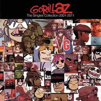 Gorillaz. The Singles Collection 2001-2011 (CD)
