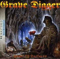 Grave Digger. Heart Of Darkness (CD)
