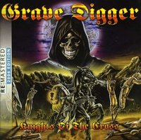 Grave Digger. Knights Of The Cross (CD)